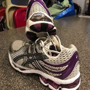 Women's Asics Running Shoe - Kayano -16